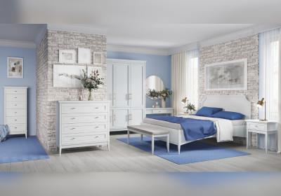 Спальня Берген White