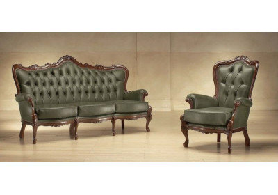 Диван и кресло Rex