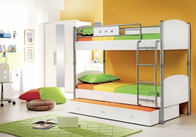Кровать ACTIVE 2-ярусная