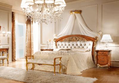 Кровать LA FENICE Capitonne